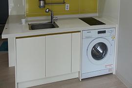 洗衣機放該放陽臺還是衛浴間,簡單分析其優缺點