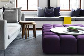 改變從客廳開始,紫外光Ultra Violet裝飾計劃!