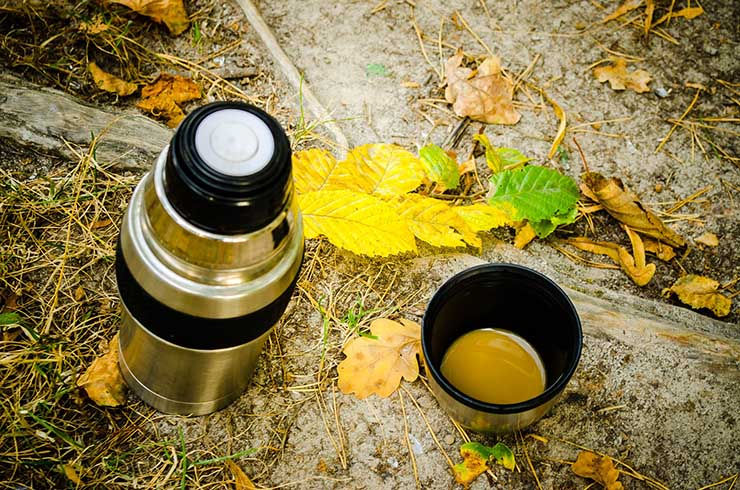 生活小常識:如何清除保溫瓶異味