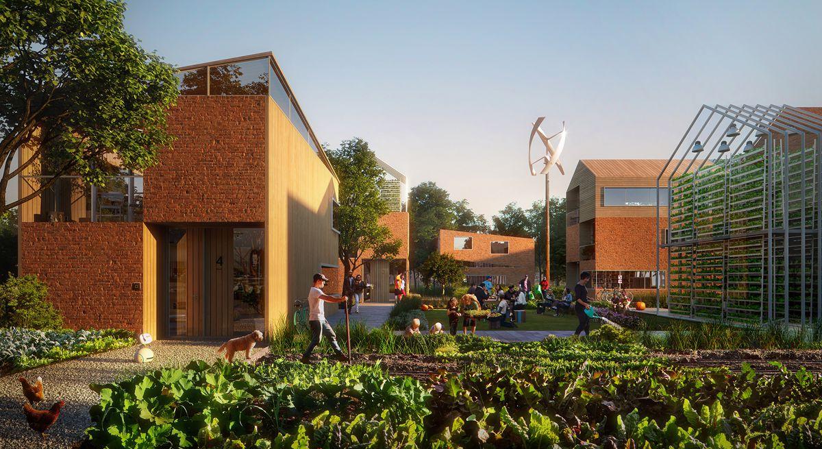 在荷蘭,看見未來生活:「全球最智慧街區」初登場