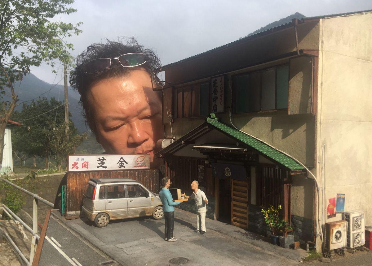 小細節中的大情感 專訪微縮達人鄭鴻展-id SHOW