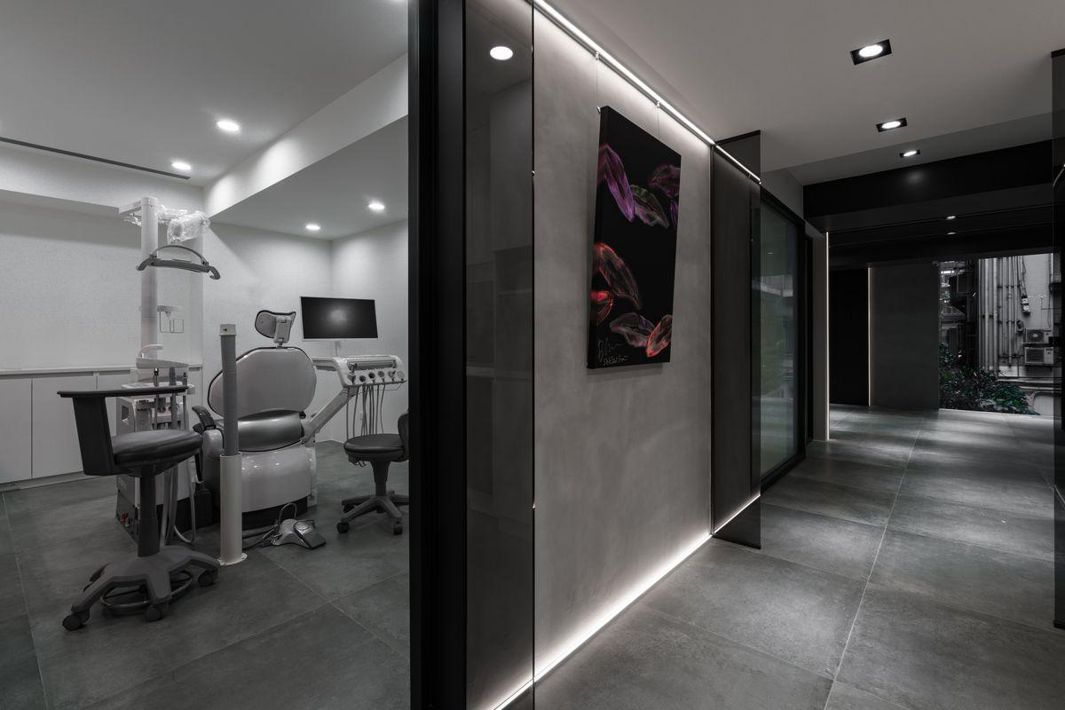細膩與精緻並存 開啟當代牙科場域設計新基準