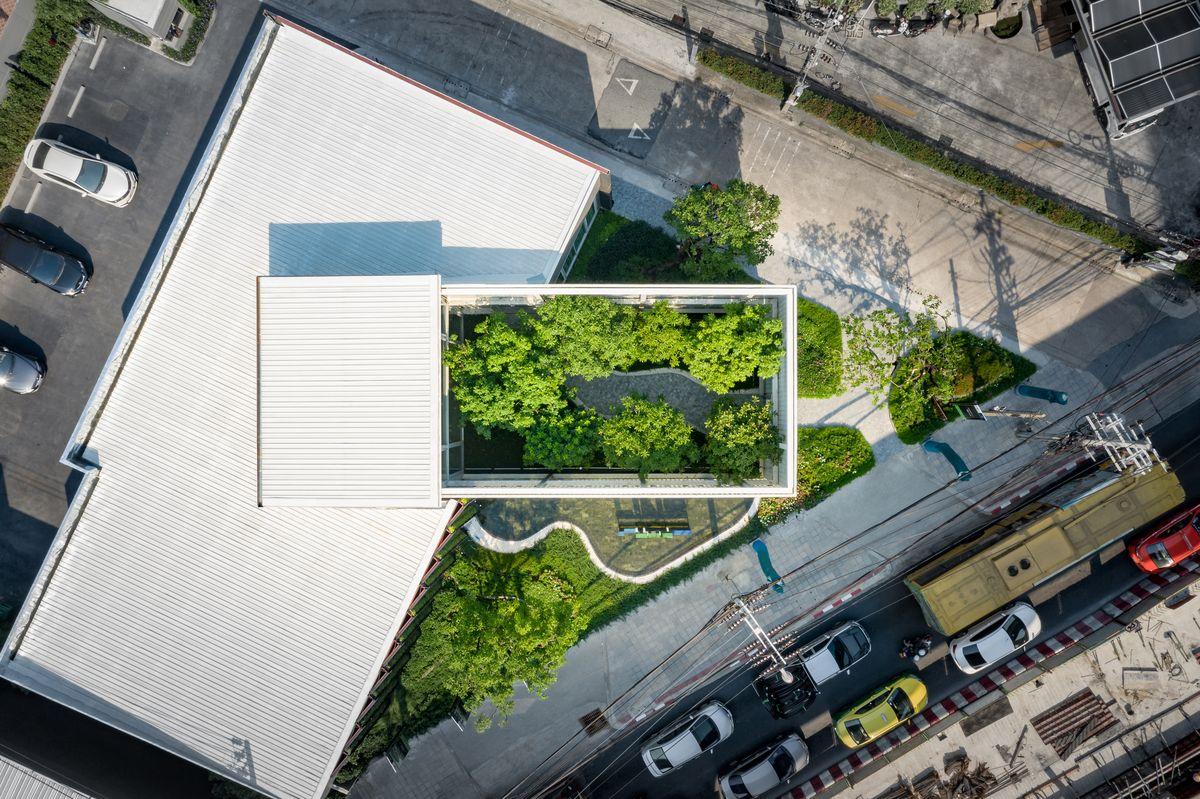 【特別企劃】城市裡的寧靜綠洲