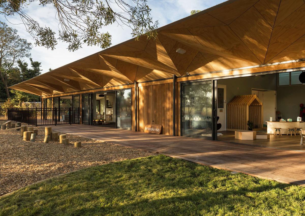 以自然為師:紐西蘭三棵樹學習中心