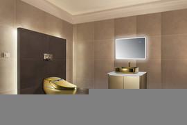時尚與機能結合 創新衛浴概念 打造居家幸福守則