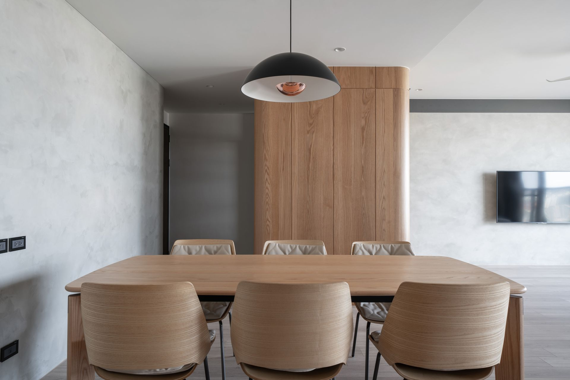 Dining room,Simplicity